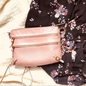 🍃Elliot Lucca 🍃Blush cross body purse